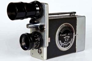 Киев 16С-3 16-мм кинокамера