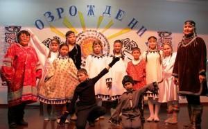 Участники из села Кепервеем