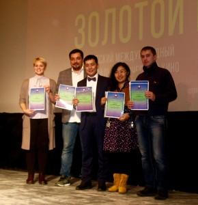 Победители фестиваля