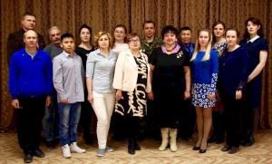 Коллектив ЦДО Билибино 2017