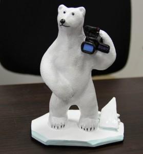 Специальный приз - За честный взгляд на Арктику - автор М. Корельский